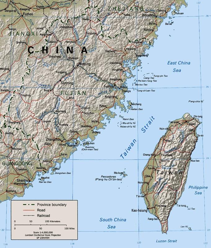 Okręty USA przepłynęły przez Cieśninę Tajwańską; Pekin zaniepokojony - GospodarkaMorska.pl