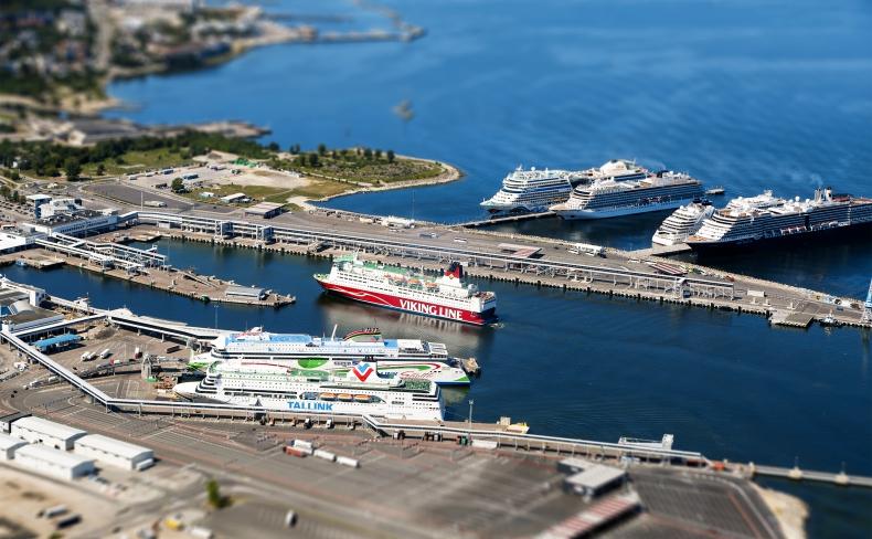 Kolejny rok z rzędu wzrosła liczba pasażerów odwiedzających Port Tallinn - GospodarkaMorska.pl