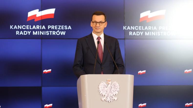 Morawiecki: Bezpieczeństwo energetyczne jest dla nas tak samo ważne jak militarne - GospodarkaMorska.pl