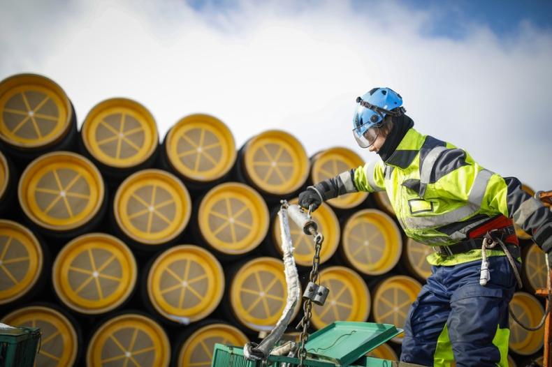 Merkel o Nord Stream 2: musimy Ukrainie zapewnić, by była krajem tranzytowym - GospodarkaMorska.pl