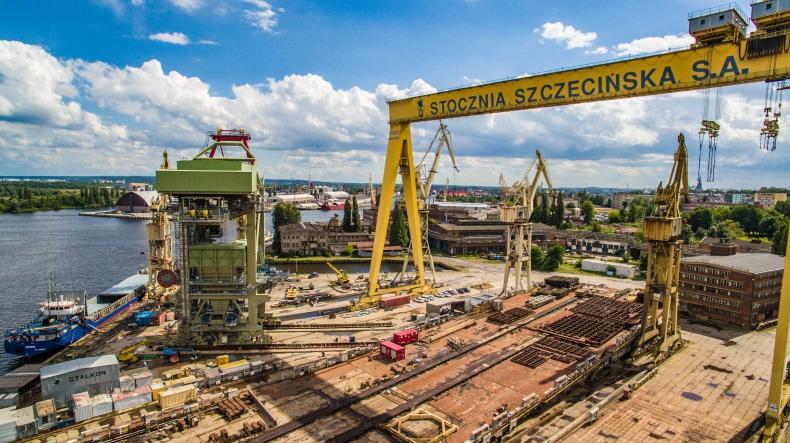 Stocznia Gdańsk i Stocznia Szczecińska łączą siły. Powstał projekt POLSKIE STOCZNIE (foto) - GospodarkaMorska.pl