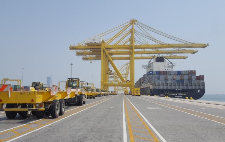 Katar rozpoczyna drugą fazę budowy Portu Hamad - GospodarkaMorska.pl