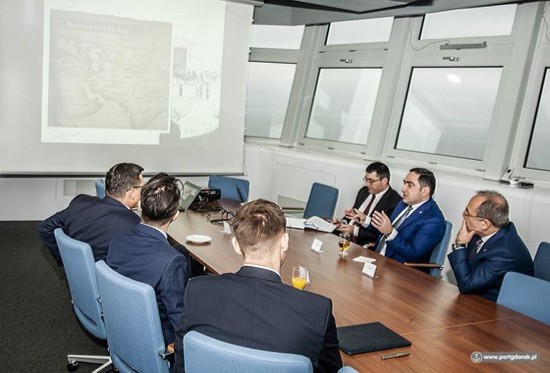 Port Baku w Porcie Gdańsk - GospodarkaMorska.pl
