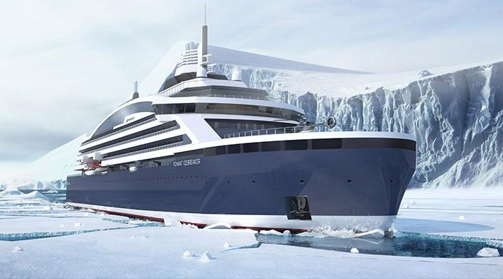 Ruszyła budowa pierwszego polarnego wycieczkowca z napędem LNG dla francuskiego armatora - GospodarkaMorska.pl