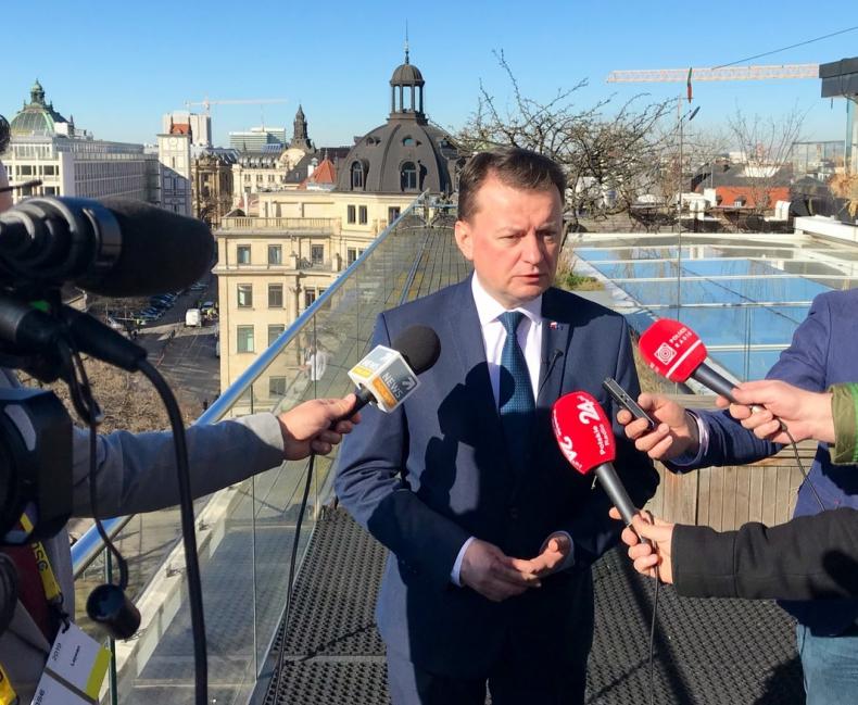 Szef MON powołał wojskowe liceum informatyczne - GospodarkaMorska.pl