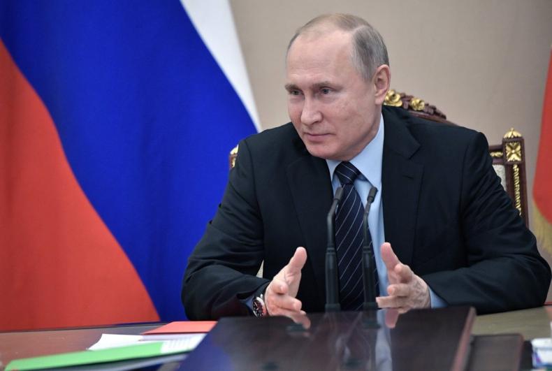 Putin: Nowe modele rosyjskiej broni nie mają odpowiedników na świecie - GospodarkaMorska.pl