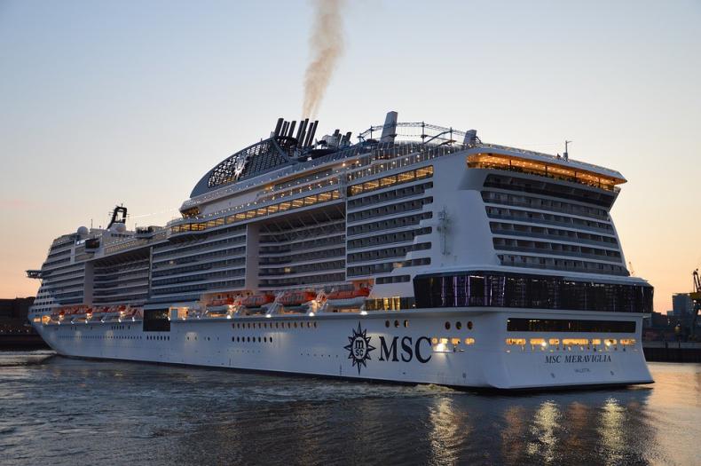 Triest portem macierzystym dla wycieczkowców MSC Cruises od przyszłego roku - GospodarkaMorska.pl