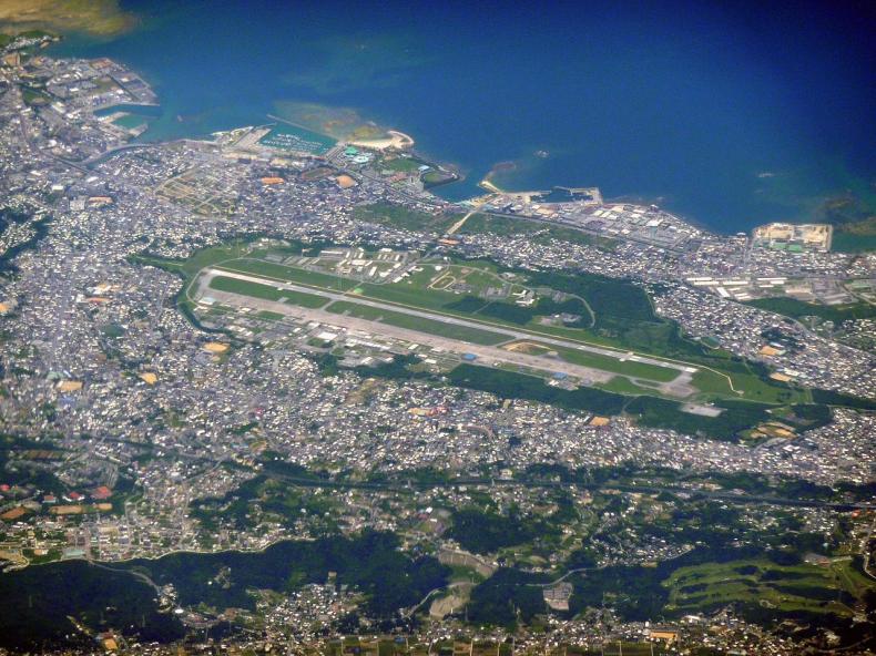 Japonia: Mieszkańcy Okinawy przeciwni przenoszeniu bazy wojskowej USA - GospodarkaMorska.pl