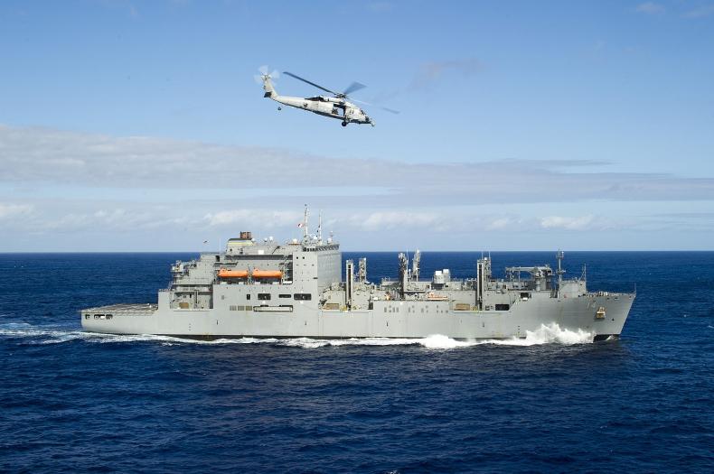 Okręty USA przepłynęły przez Cieśninę Tajwańską, Pekin protestuje - GospodarkaMorska.pl