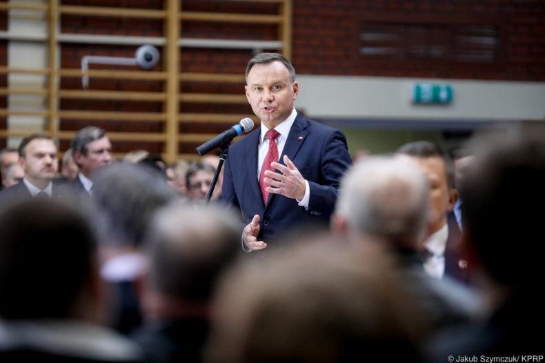 W czwartek prezydent weźmie udział w szczycie Bukareszteńskiej Dziewiątki w Koszycach - GospodarkaMorska.pl