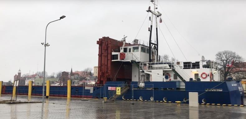 Po 6 latach przerwy do Portu Ustka wracają statki handlowe - GospodarkaMorska.pl