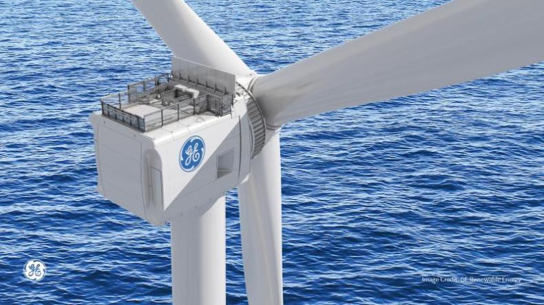 Największa turbina wiatrowa na świecie jeszcze w tym roku w Porcie Rotterdam - GospodarkaMorska.pl
