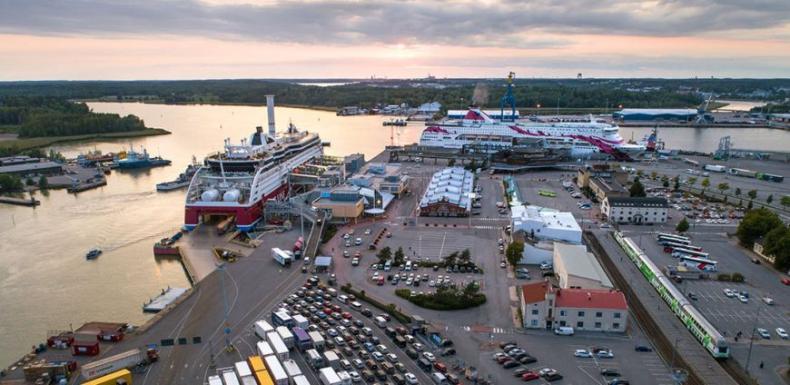 Nowy terminal w Turku w 2025 r. - GospodarkaMorska.pl