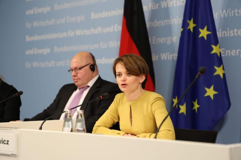 Polska i Niemcy podpisały wspólną deklarację ws. długoterminowej strategii przemysłowej - GospodarkaMorska.pl