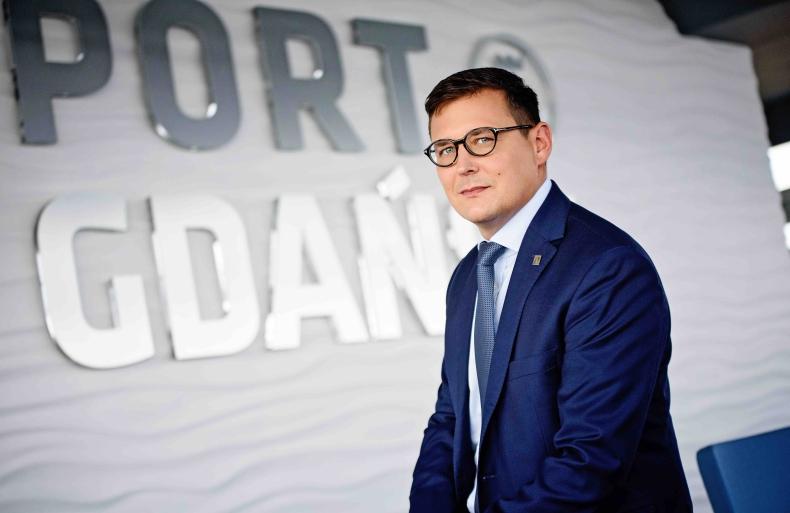 Nasz cel na ten rok to 3. miejsce wśród portów na Bałtyku - wywiad z Łukaszem Greinke, prezesem Zarządu Morskiego Portu Gdańsk - GospodarkaMorska.pl