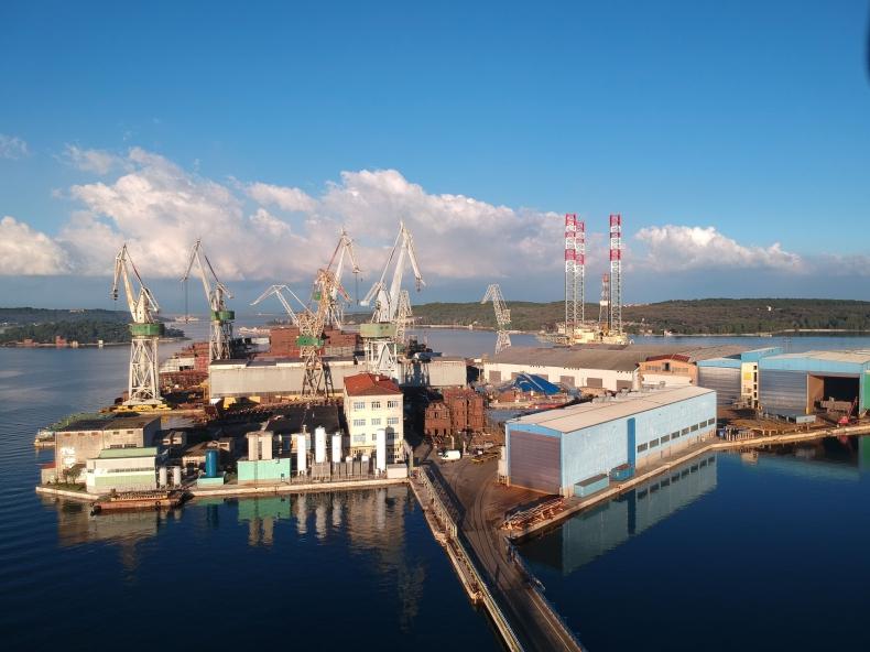 Chorwacja: Aresztowano 12 osób ws. szkód finansowych w stoczni Uljanik - GospodarkaMorska.pl