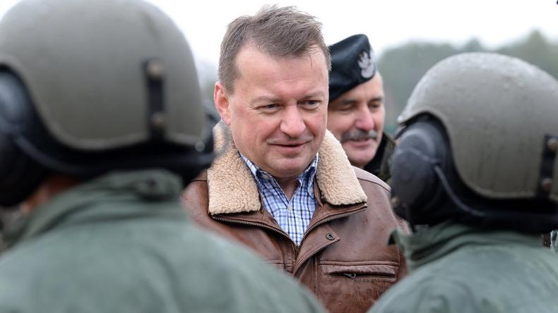 4-5 kwietnia w Warszawie spotkanie ministrów obrony państw wschodniej flanki NATO - GospodarkaMorska.pl