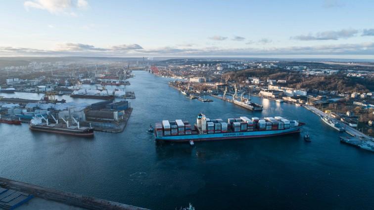 Do portów w Gdańsku i w Gdyni zawiną statki o większym zanurzeniu. Jest unijne dofinansowanie - GospodarkaMorska.pl