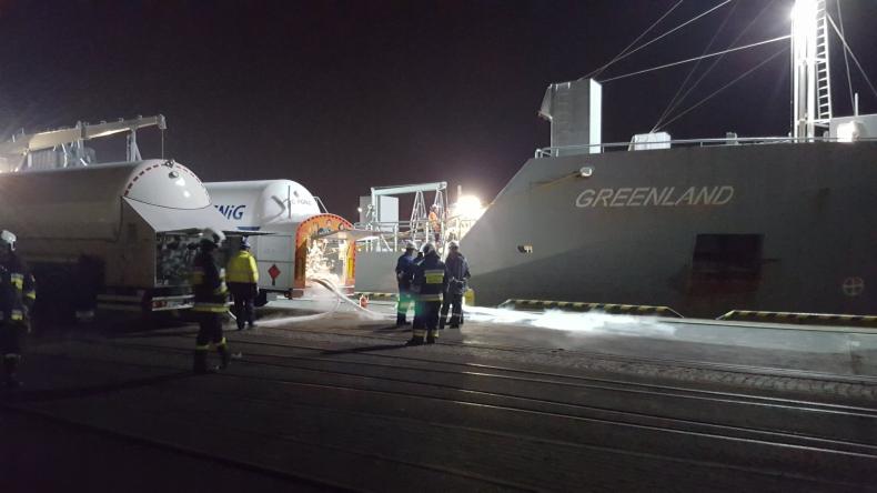 Kolejne bunkrowanie LNG w Porcie Gdynia - GospodarkaMorska.pl