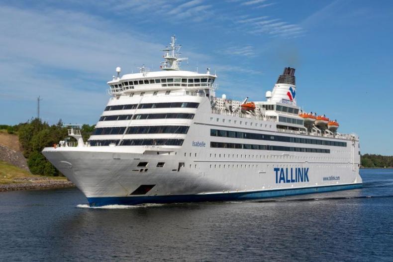 Grupa Tallink notuje spadek liczby pasażerów w I kwartale. Firma wyjaśnia - GospodarkaMorska.pl