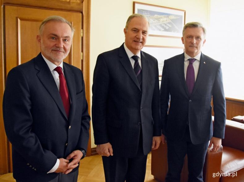 O gdyńsko-maltańskiej współpracy - GospodarkaMorska.pl