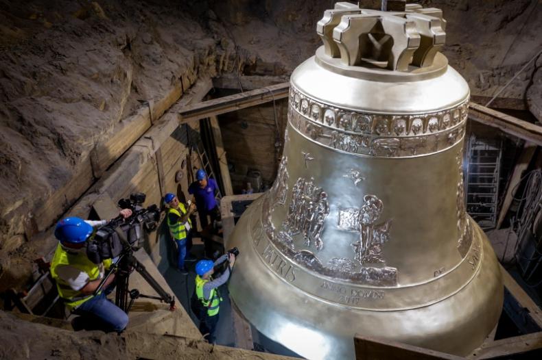 """Największy dzwon na świecie – """"Vox Patris"""" – w tym roku popłynie do Brazylii - GospodarkaMorska.pl"""