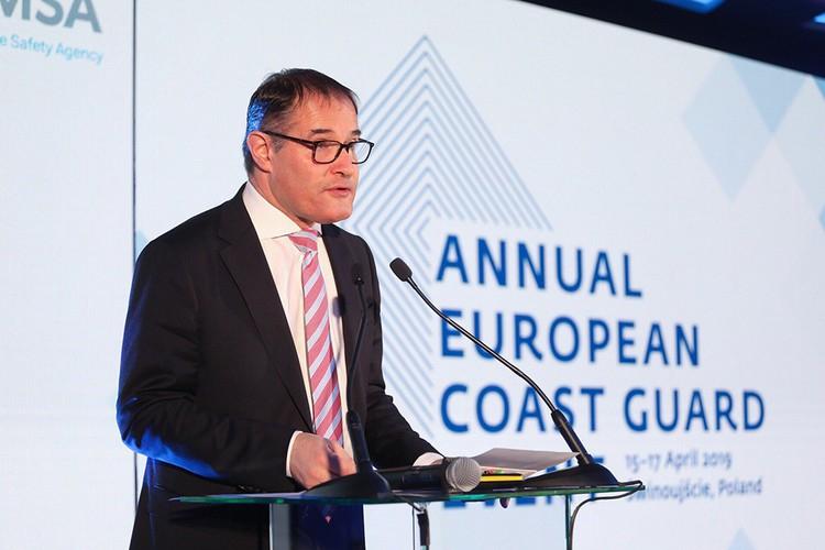 W Świnoujściu odbyło się Annual European Coast Guard Event - GospodarkaMorska.pl