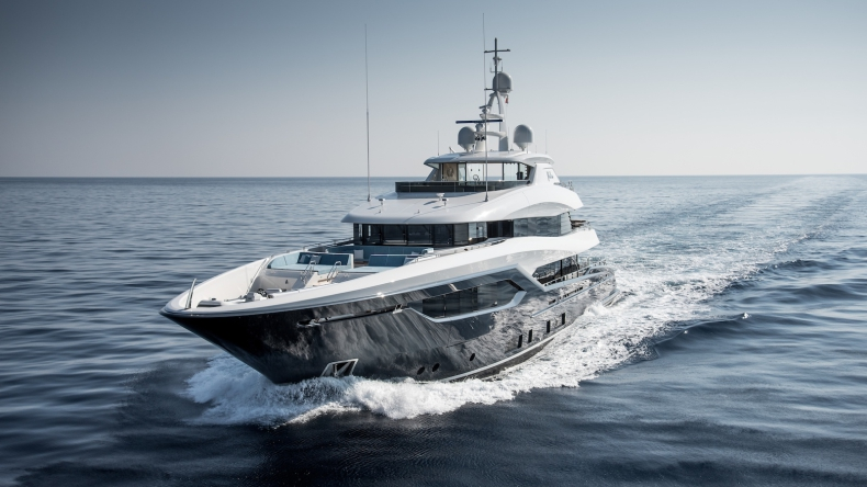 Yacht Viatoris zbudowany w gdańskiej stoczni Conrad laureatem The World Superyacht Awards 2019 - GospodarkaMorska.pl