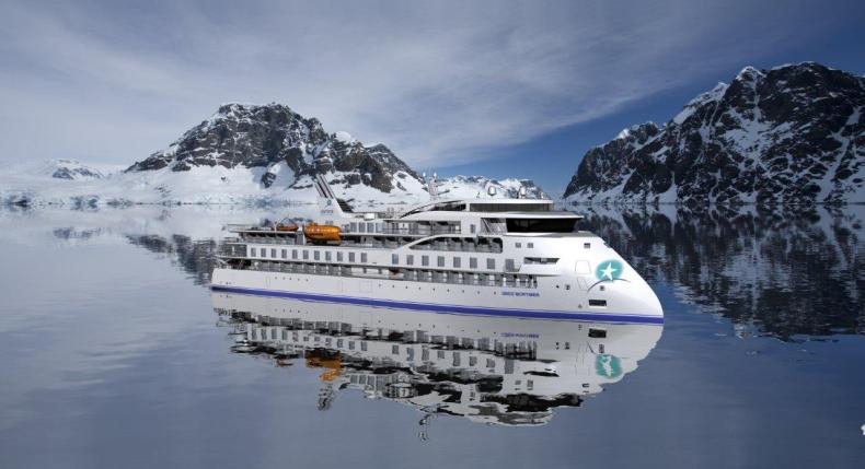 Podpisano kontrakt na siódmy statek klasy Infinity dla SunStone Ships - GospodarkaMorska.pl