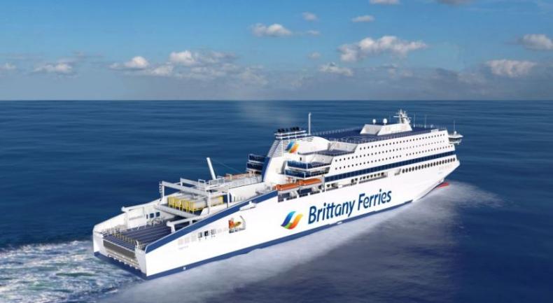 Brittany Ferries w Portsmouth przynajmniej do 2031 r. - GospodarkaMorska.pl