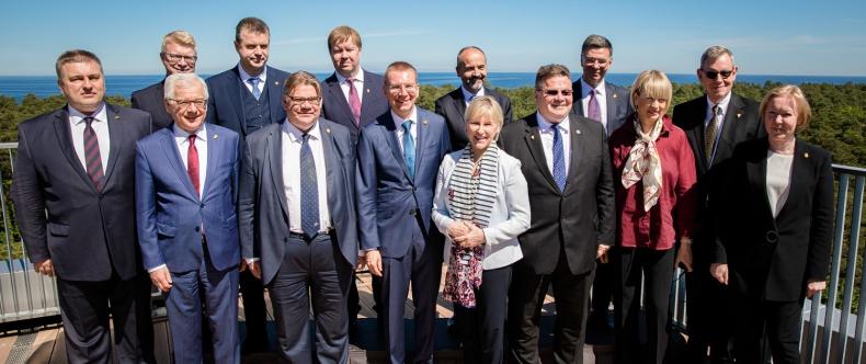 Minister spraw zagranicznych Jacek Czaputowicz na spotkaniu szefów dyplomacji Rady Państw Morza Bałtyckiego - GospodarkaMorska.pl
