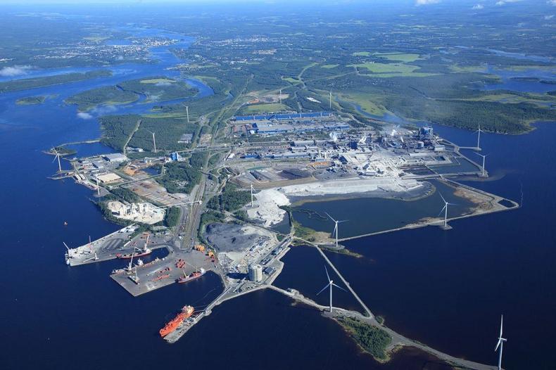 W Finlandii otwarto największy terminal LNG w krajach nordyckich - GospodarkaMorska.pl