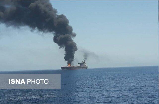 Trump: Iran dokonał ataku na tankowce w Zatoce Omańskiej - GospodarkaMorska.pl
