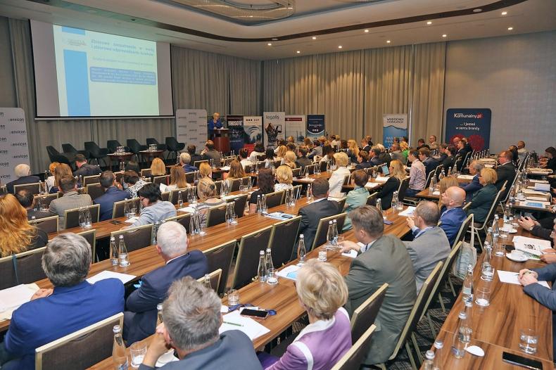 Minister Anna Moskwa na 4. kongresie ENVICON Water - GospodarkaMorska.pl