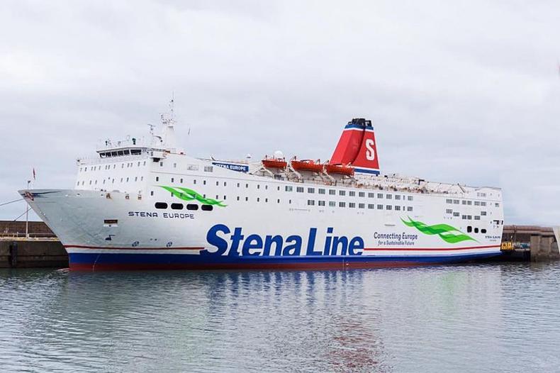 Opóźnienia przy modernizacji promów Stena Line i P&O Ferries - GospodarkaMorska.pl