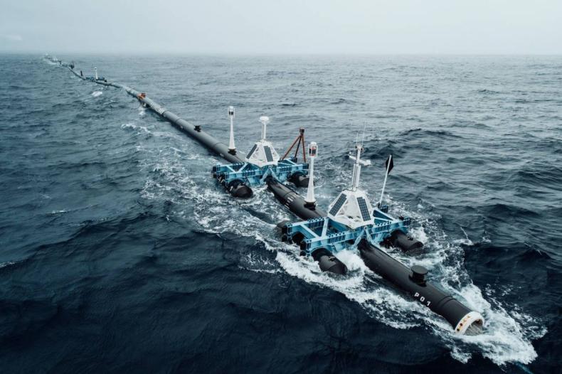 Ocean Cleanup ponownie będzie usuwać plastik z oceanów - GospodarkaMorska.pl