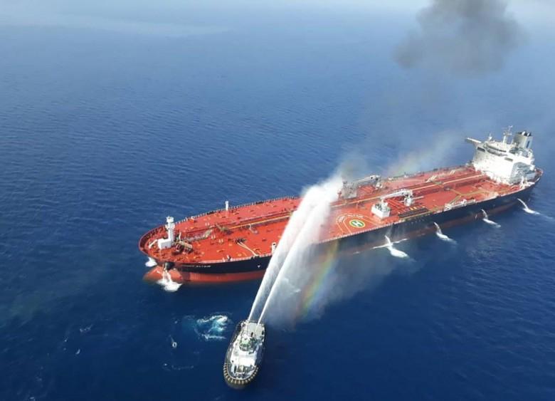 USA, Wielka Brytania, Arabia Saudyjska i ZEA zaniepokojone działaniami Iranu - GospodarkaMorska.pl