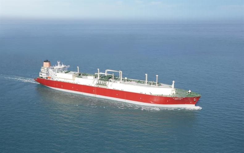 Gazowiec LNG Qatargasu pobił rekord w jednorazowej dostawie gazu do Turcji - GospodarkaMorska.pl