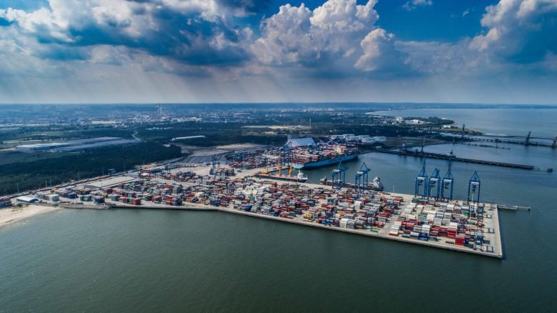 SeaLand wprowadza nowoczesne kontenerowce z klasą lodową na serwis bałtycki zawijający do Gdańska (wideo) - GospodarkaMorska.pl