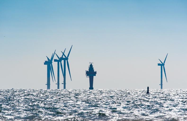 PGE Baltica: Pierwszy prąd z farm wiatrowych na Bałtyku w latach 2025-26 - GospodarkaMorska.pl