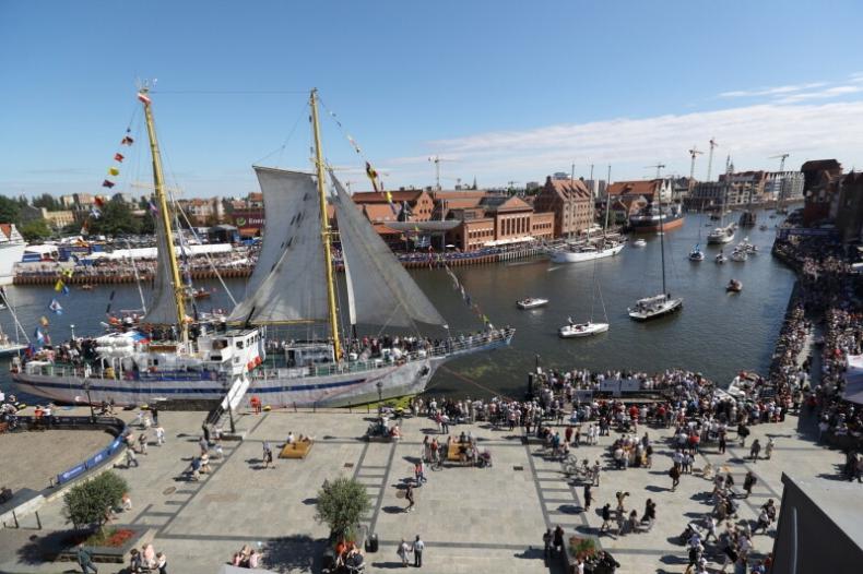 Baltic Sail Gdańsk 2019 - w lipcu żeglarze po raz 23. opanują miasto - GospodarkaMorska.pl
