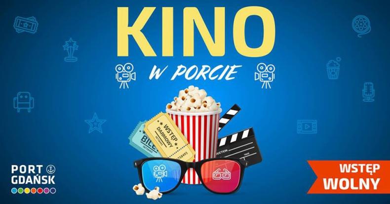Kino Letnie w Porcie Gdańsk - GospodarkaMorska.pl