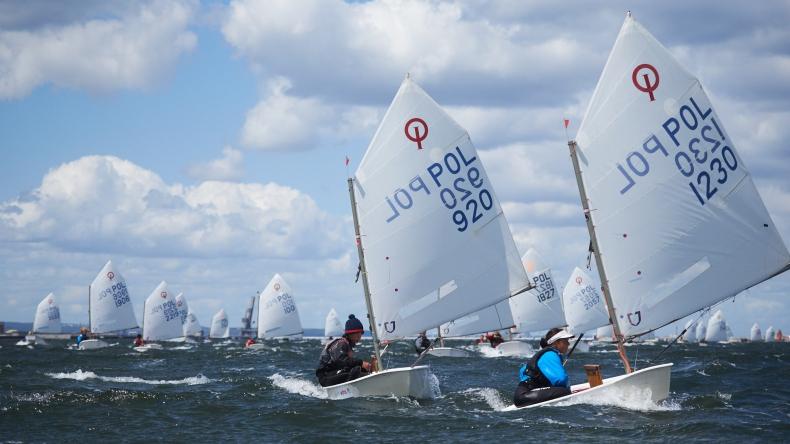 Podsumowanie Vector Sails Cup w klasie Optimist podczas LOTOS Nord Cup Gdańsk 2019 - GospodarkaMorska.pl
