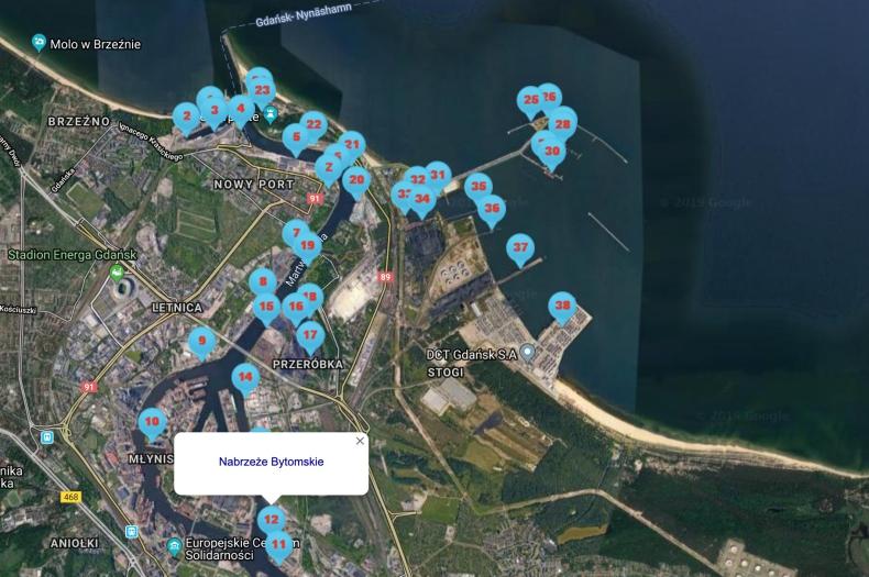 Anwil planuje opracowanie koncepcji Terminalu Morskiego w Porcie Gdańskim - GospodarkaMorska.pl