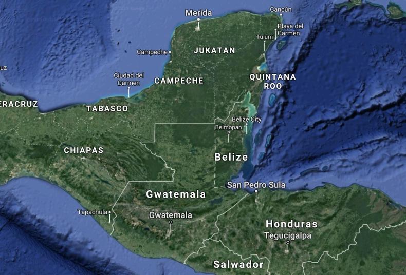 Wybrzeże Gwatemali: przejęto 192 kg kokainy - GospodarkaMorska.pl