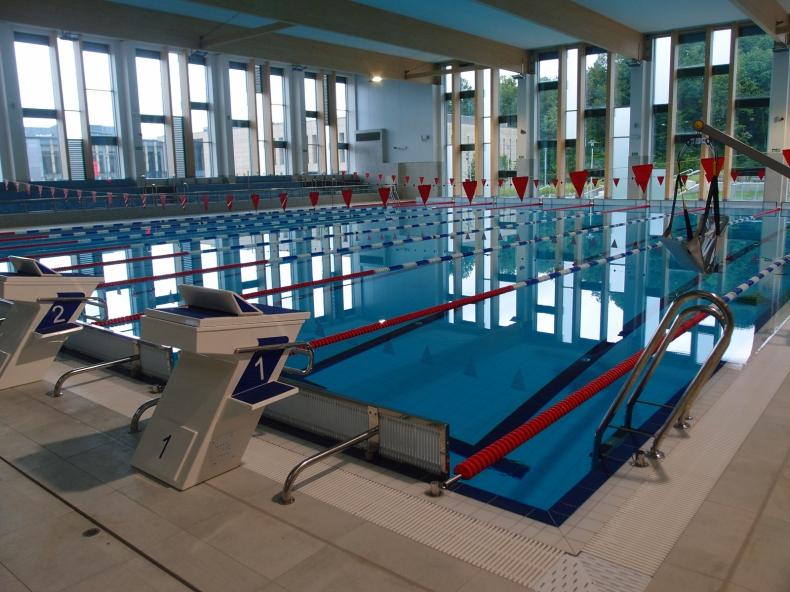 Nowoczesne baseny powstały w Gdyni - GospodarkaMorska.pl
