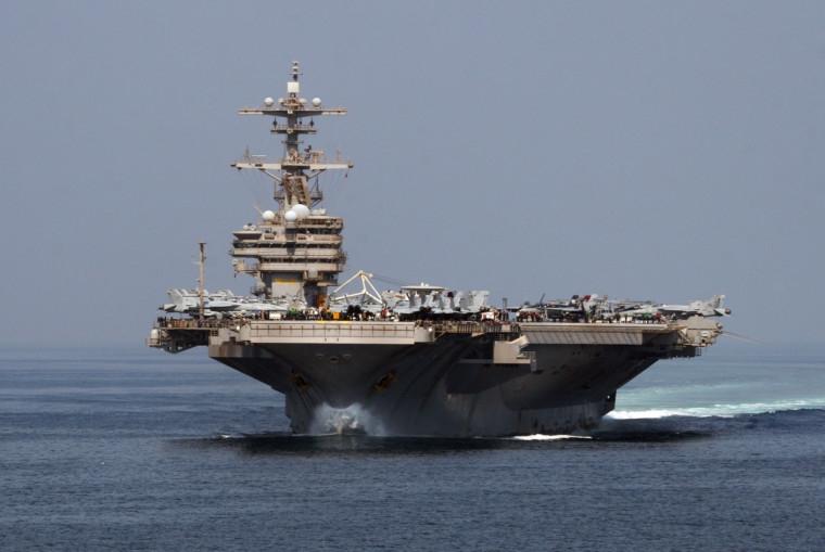 USA chcą aby międzynarodowa koalicja strzegła wód w pobliżu Iranu i Jemenu - GospodarkaMorska.pl