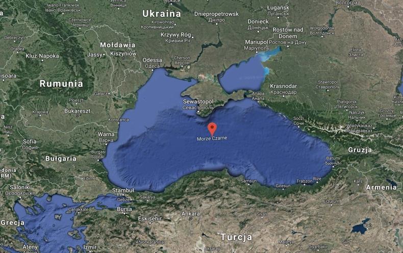 Morze Czarne: rosyjski okręt wpłynął na zamknięty obszar manewrów Sea Breeze 2019 - GospodarkaMorska.pl