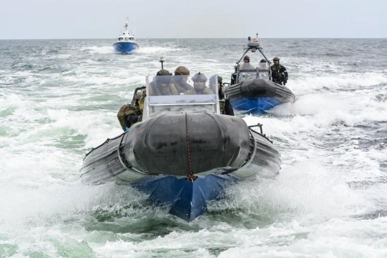 Morski Oddział Straży Granicznej prowadzi nabór do służby - GospodarkaMorska.pl