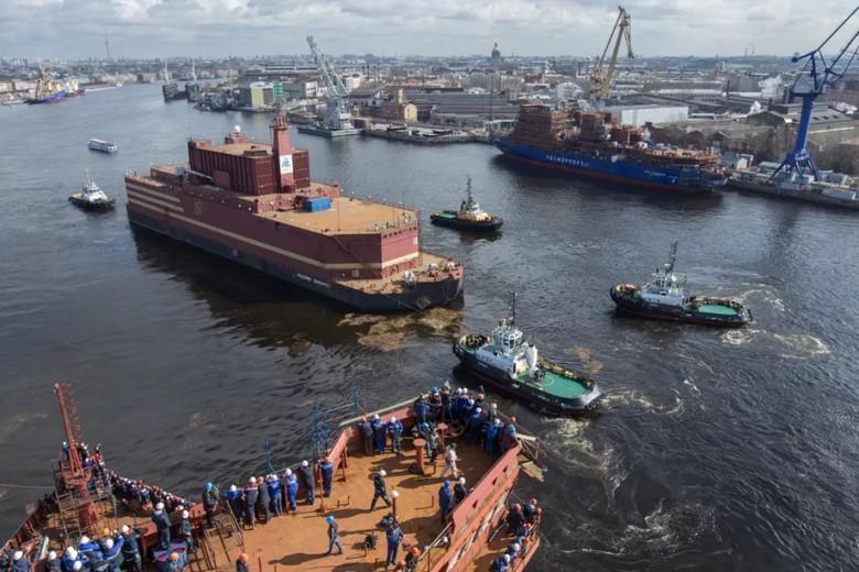 Kanada a rosyjskie plany w sprawie pływającej elektrowni atomowej w Arktyce - GospodarkaMorska.pl
